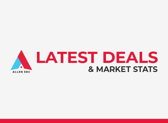 AllenEDC-LatestDealsMarketStats